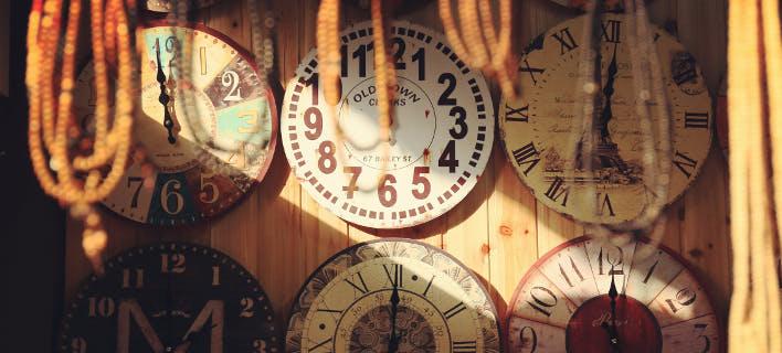 αλλαγή ώρας/Φωτογραφία: pexels