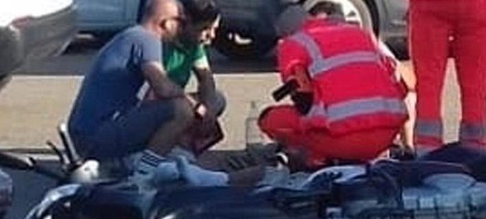 Βίντεο από το τροχαίο του Τζoρτζ Κλούνεϊ -Επεσε με το κεφάλι στο παρμπρίζ του αυτοκινήτου