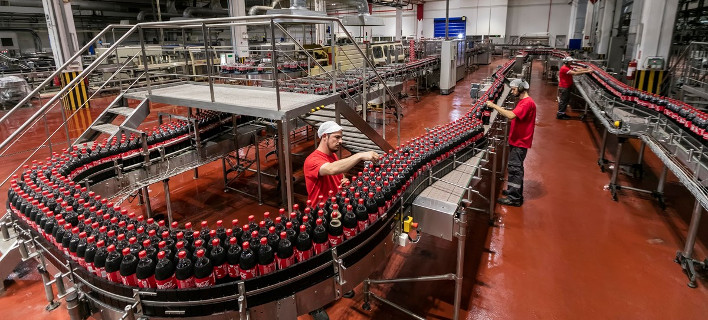 Coca-Cola HBC: Βελτιωμένα μεγέθη το 2017 -Αύξηση 24% στα καθαρά κέρδη