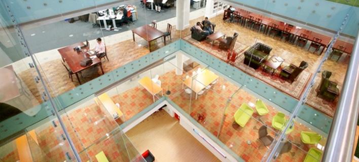 Ο παράδεισος του εργαζόμενου -Οι πιο απίθανοι χώροι για να δουλέψει κάποιος [εικόνες]