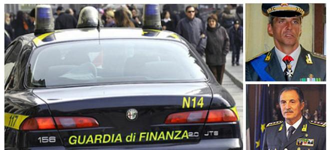Σκάνδαλο στην οικονομική αστυνομία της Ιταλίας