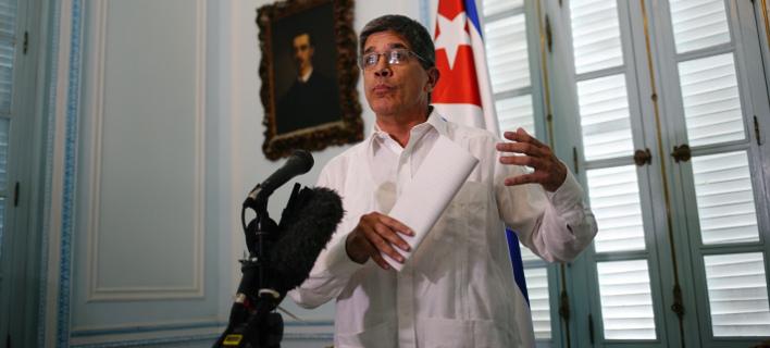 Ο Φερνάντες ντε Κόσιο/ Φωτογραφία: AP- Ramon Espinosa