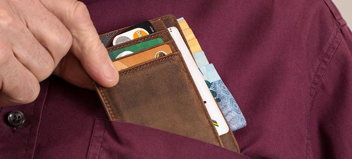 Αυξημένο το ποσοστό χρήσης πλαστικού χρήματος και στην ΕΕ/Φωτογραφία: Pixabay