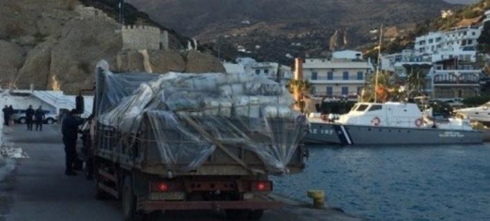 Κρήτη: Aπολογήθηκε το πλήρωμα του πλοίου με τα ναρκωτικά -«Δεν γνωρίζαμε τίποτα για το φορτίο»