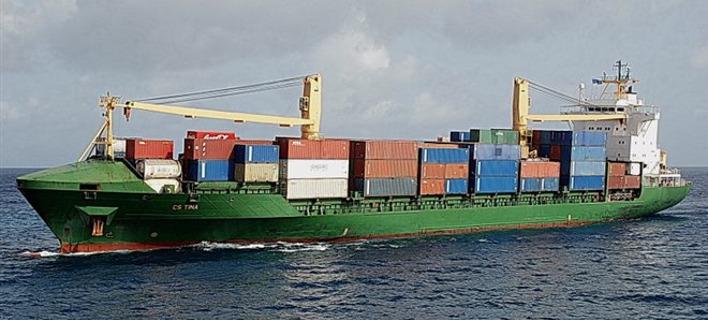 Αποκαταστάθηκε η μηχανική βλάβη σε φορτηγό πλοίο βoρειοανατολικά της Κέας