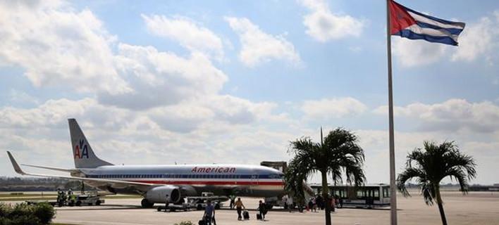 Ιστορική στιγμή: Σήμερα η πρώτη εμπορική πτήση μεταξύ ΗΠΑ και Κούβας