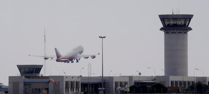 Αεροδρόμιο Κύπρος/ Φωτογραφία AP images