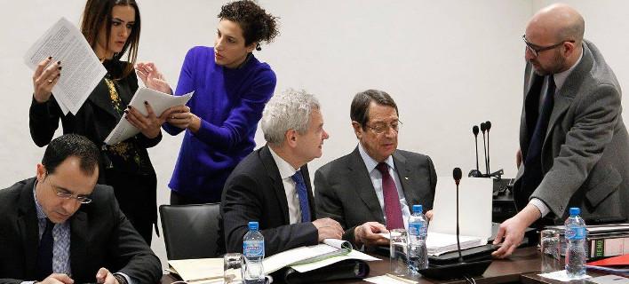 Αναστασιάδης: Σταθμός στην ιστορία του Κυπριακού η κατάθεση των χαρτών