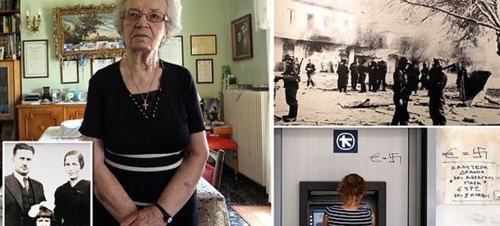 Η Daily Mail στο Δίστομο: Αυτοί οι Ελληνες ψήφισαν «Οχι» στο δημοψήφισμα [εικόνες]