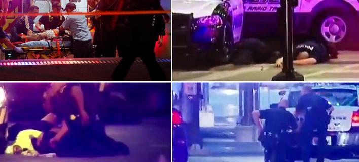 Οι ΗΠΑ σε σοκ -Το χρονικό του μακελειού στο Ντάλας με 5 νεκρούς αστυνομικούς