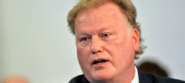 O Ρεπουμπλικανός βουλευτής και πάστορας, Νταν Τζόνσον, αρνήθηκε τις κατηγορίες (Φωτογραφία: ΑΡ)