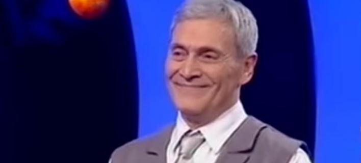 Ο Αλμπέρτο Εσκενάζυ