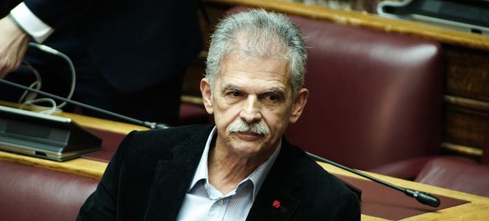 Ο ανεξάρτητος βουλευτής Σπυρος Δανέλλης- φωτογραφία sooc.gr