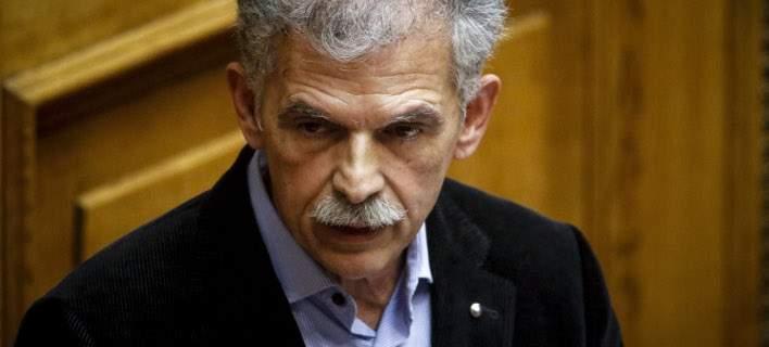 Δανέλλης (Ποτάμι): Να συναντηθούν Τσίπρας, Σταύρος και Φώφη για να στηριχθεί ο ΣΥΡΙΖΑ