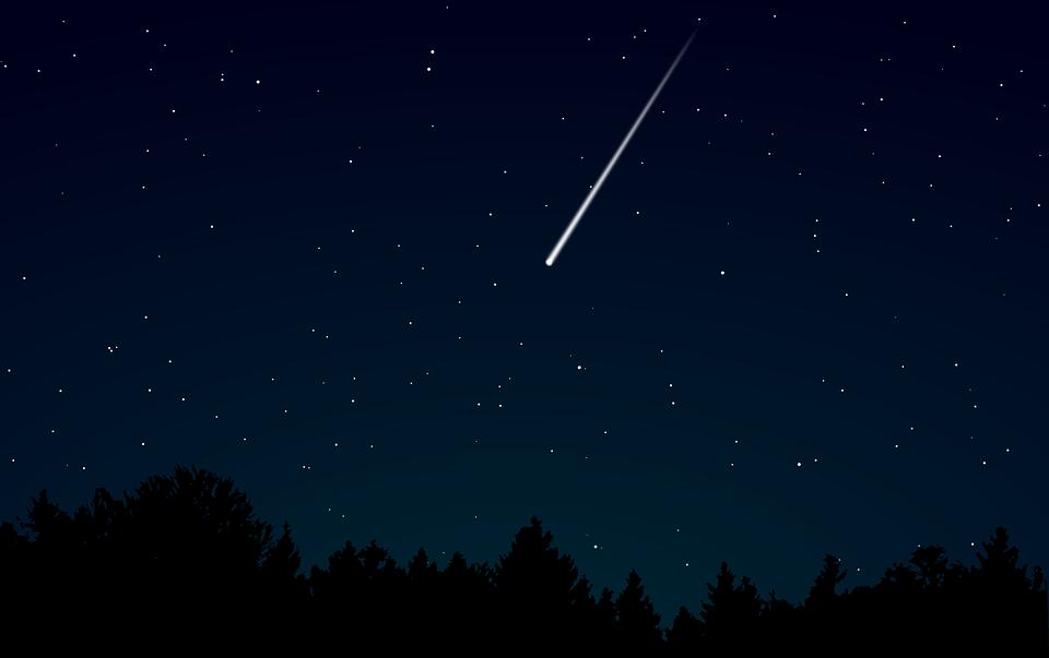 dark 2024127 960 720 - O νέος χρόνος μπαίνει με υπερ-πανσέληνο και πεφταστέρια.