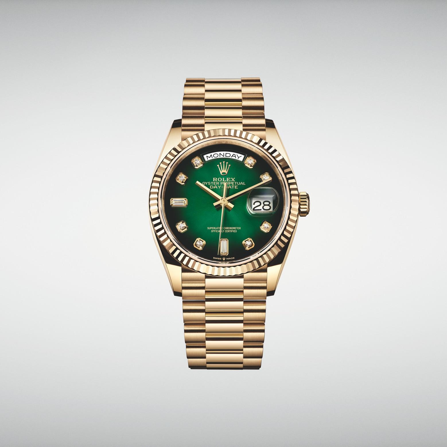cf3ff1955f ... Rolex  Τα υπέροχα ολοκαίνουργια μοντέλα της σειράς Οyster