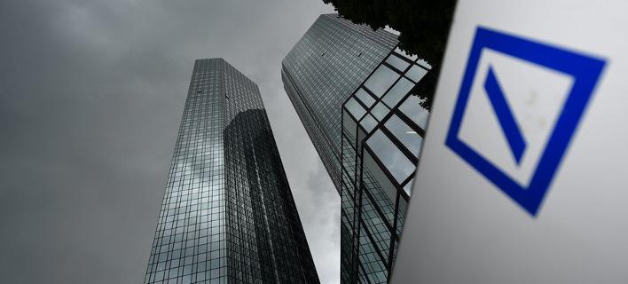 Γερμανικός τύπος για Deutsche Bank- Πολύ μεγάλη για καταρρεύσει