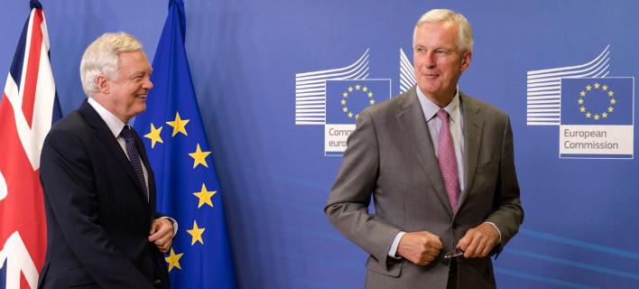 «Προσωρινή τελωνειακή ένωση» μετά το Brexit θέλει το Λονδίνο -Τι απαντά η ΕΕ