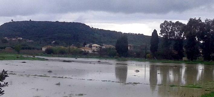 Ζάκυνθος: Ξεκίνησαν οι καταγραφές των ζημιών που προκλήθηκαν από τις πλημμύρες
