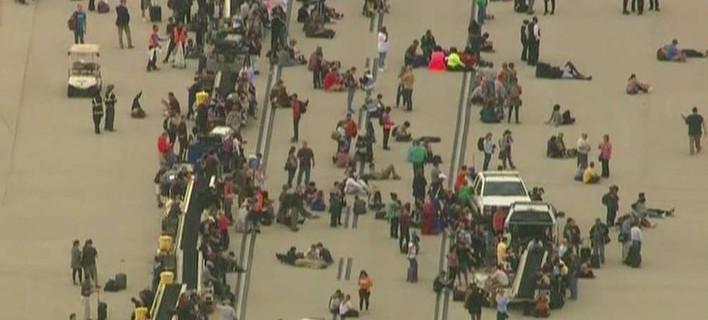 Επίθεση στο αεροδρόμιο της Φλόριντα -Πέντε νεκροί, 8 τραυματίες