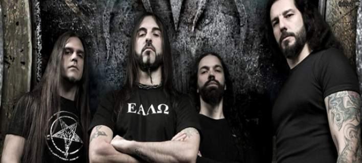 Το death metal συγκρότημα, Rotting Christ