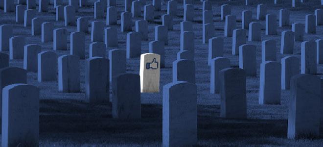 Πότε θα γίνει το Facebook... νεκροταφείο- Οταν οι νεκροί χρήστες θα ξεπερνούν το