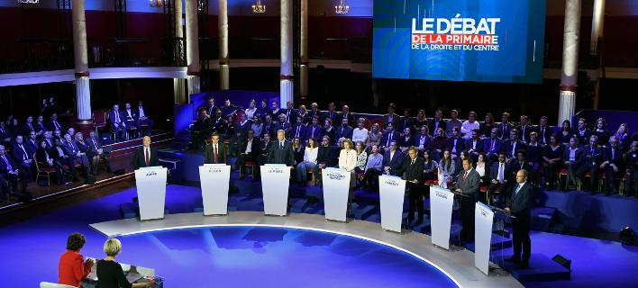 Την Κυριακή οι προκριματικές εκλογές για τον υποψήφιο για την Προεδρία από τη γαλλική Δεξιά