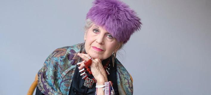 Η 70χρονη Debra Rapoport/Φωτογραφία nstagram @debrarapoport