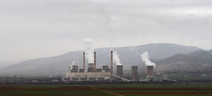 Moνάδα παραγωγής ενέργειας της ΔΕΗ/ Φωτογραφία: Eurokinissi