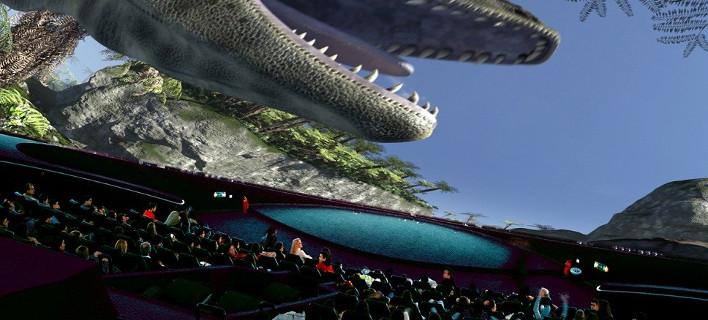 Αφιερωμένες στους Δεινόσαυρους