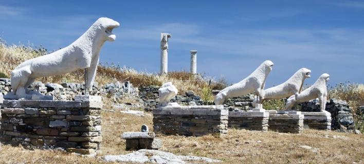 Μαγεία: Υπόσκαφο αρχαιολογικό μουσείο θα αποκτήσει η Δήλος
