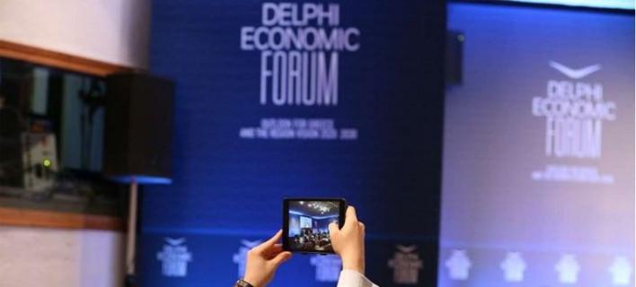 Οικονομικό Φόρουμ Δελφών: Δύο σύμβουλοι του Ντόναλντ Τραμπ παρόντες