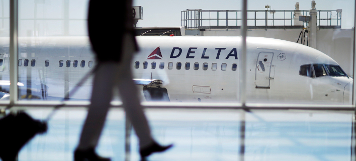 Έκαναν σεξ μέσα στο αεροπλάνο. Φωτογραφία: AP/David Goldman