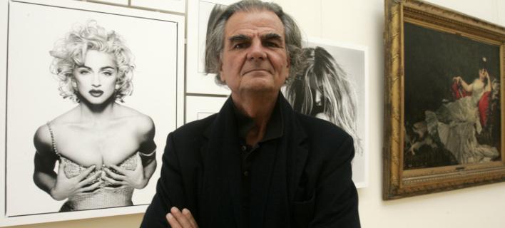 Ο Πατρίκ Ντεμαρσελιέ (Φωτογραφία: AP/ MICHEL EULER)
