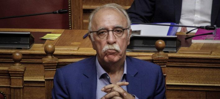 Δημήτρης Βίτσας, Φωτογραφία: Eurokinissi/ΓΙΩΡΓΟΣ ΚΟΝΤΑΡΙΝΗΣ