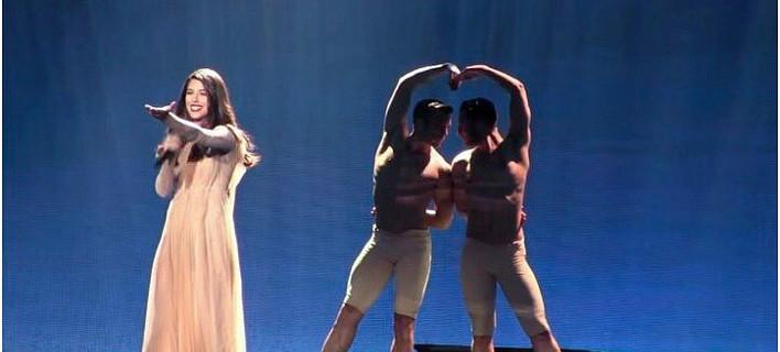 Αποτέλεσμα εικόνας για Η Ελλάδα πήρε την πρόκριση για τον τελικό της Eurovision με την Demy