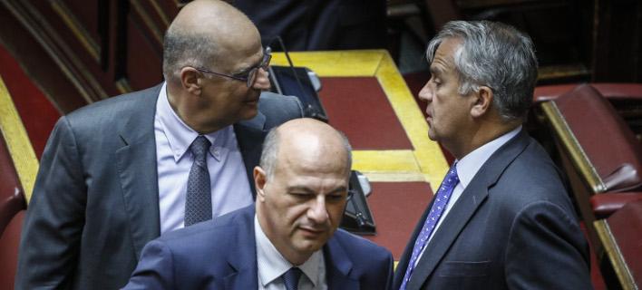 Προς αποχώρηση η ΝΔ από την ψηφοφορία για τη Novartis στη Βουλή