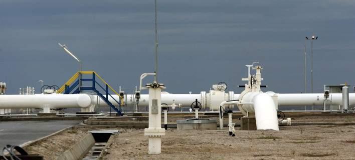 Aγωγός φυσικού αερίου