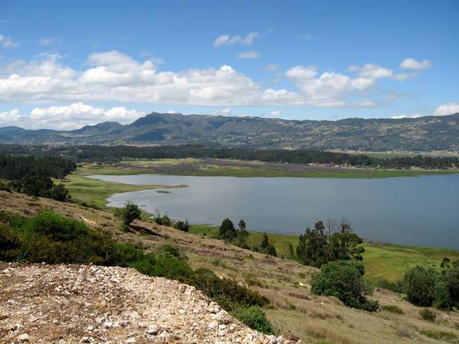 Ο θησαυρός της λίμνης Γκουαταβίτα