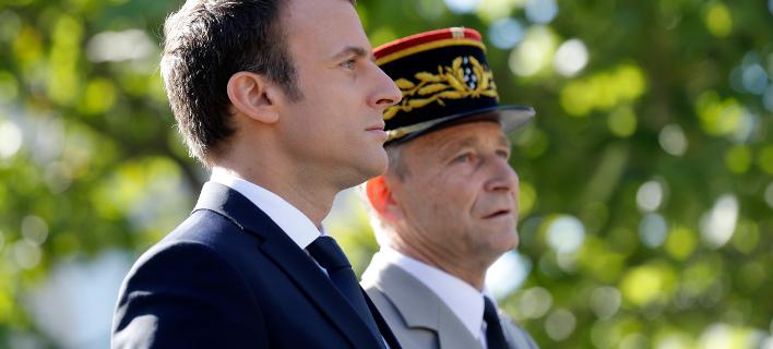 Γαλλία: Παραιτήθηκε ο αρχηγός των ενόπλων δυνάμεων γιατί ο Μακρόν του ζήτησε περικοπές