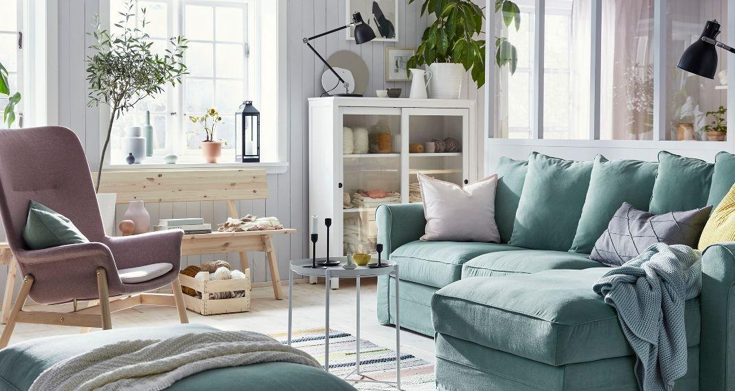 Σαλόνι, Φωτογραφία: IKEA