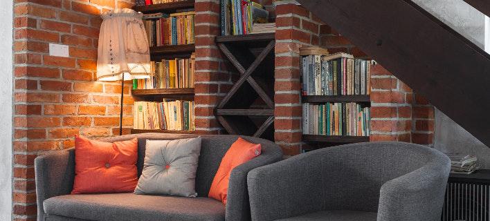 Ένα cosy καθιστικό/ Φωτογραφία: Pexels