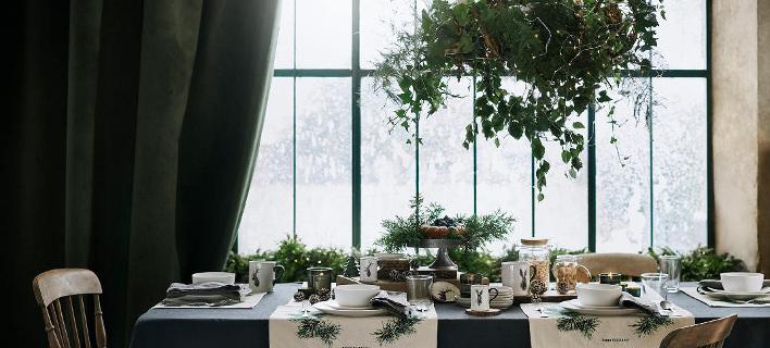 Το διακοσμητικό που θα αλλάξει εντελώς το γιορτινό τραπέζι
