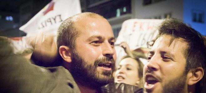 Διαμαντόπουλος: Είμαι πρώτα βουλευτής του ΣΥΡΙΖΑ και μετά αναρχικός