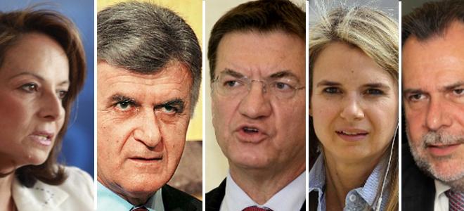 Το μισό υπουργικό συμβούλιο και ο πρόεδρος της Βουλής μένουν εκτός