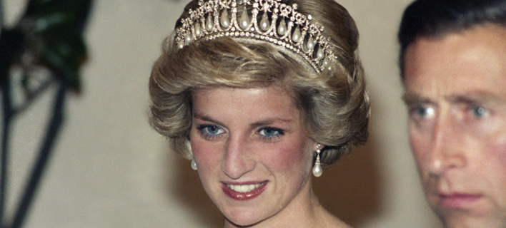 Η πριγκίπισσα Νταϊάνα /Φωτογραφία: AP/Charles Tasnadi
