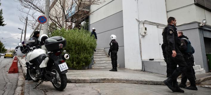 Αστυνομικοί της ομάδας ΔΙ.ΑΣ. / Φωτογραφία: Eurokinissi