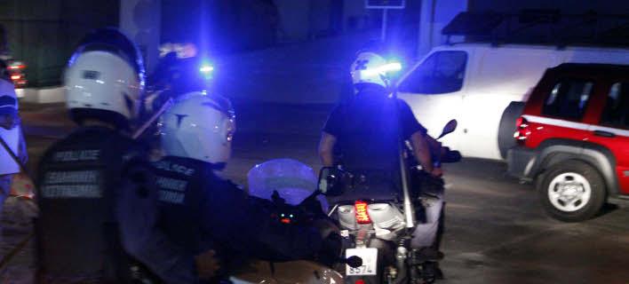 Οι αστυνομικοί της ΔΙΑΣ πυροβόλησαν τους ένοπλους ληστές - Ο τραυματίας μεταφέρθηκε στο ΚΑΤ -Φωτογραφία αρχείου: Eurokinissi