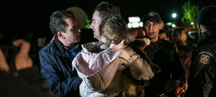 Συγκλονίζουν οι οικογένειες που ξανάσμιξαν μετά την τραγωδία του Norman Atlantic