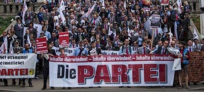 Φωτογραφία: diepartei/facebook